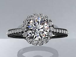 Black Diamond Wedding Rings by Best 20 Black Gold Wedding Rings Ideas On Pinterest Black