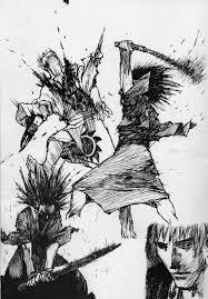 blade of the immortal blade of the immortal sketches by migdul on deviantart