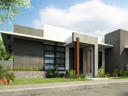 modern home design and build 1 storey simple modern home design 4 home ideas