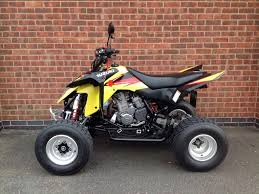 suzuki ltz400 quadsport 2014 road legal v5c in grantham