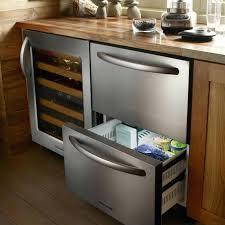 under cabinet fridge and freezer refrigerator undercounter refrigerator freezer drawers under