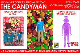 jack the giant killer richard doyle first edition dust jacket the blot says sdcc 2017 exclusive the candyman resin figure by