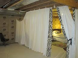 unfinished basement bedroom basements ideas