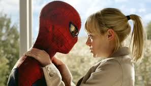 spirit halloween spiderman the amazing spider man u0027s andrew garfield and emma stone have broken up