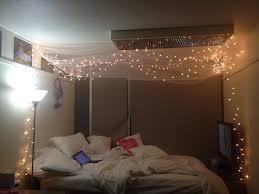 Sheer Curtains Over Bed 20 Dorm Room Photos For Inspiration And Decor Ideas Gurl Com