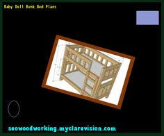 Woodworking Plans For Doll Bunk Beds by Bunk Bed Do It Yourself Plans 171728 Woodworking Plans And