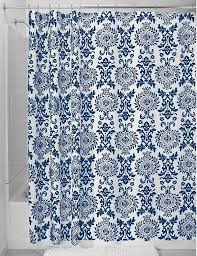 Red White Shower Curtain Elegant Navy Blue And White Curtains And Blue And White Curtains
