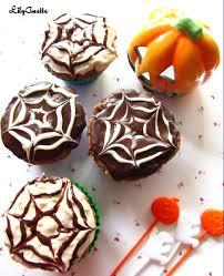 lilyanette halloween chocolate cupcakes