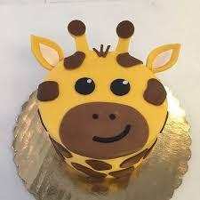 best 25 giraffe cakes ideas on baby cakes elephant