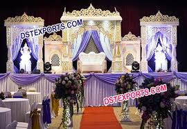 Hindu Wedding Mandap Decorations Indian Wedding Mandaps Manufacturer Wedding Stages Manufacturer