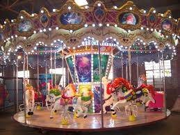 137 best merry go or carousels images on