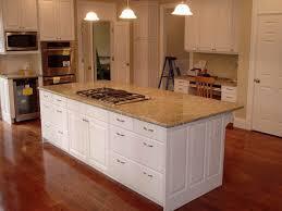 red oak wood portabella raised door brushed nickel kitchen cabinet