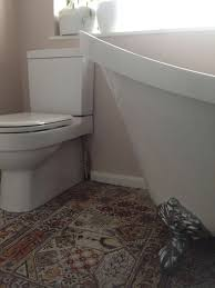 moroccan tiles sharleen u0027s arabesque bathroom walls and floors