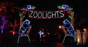 Washington Dc Zoo Lights by Photographs By Joe February 2011