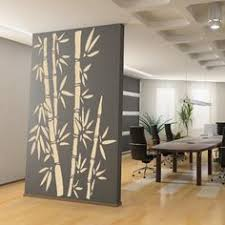 Vinyl Decal Bamboo Home Wall Decor Removable Stylish Sticker Mural - Design wall decal