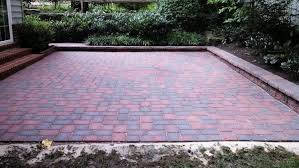 Slate Patio Sealer by Pavement Cleaning U0026 Sealing In West Chester Pa Del Vacchio