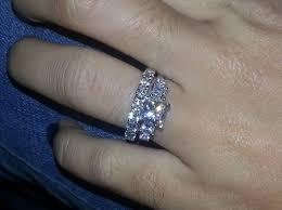 leo diamond ring leo diamond enhancer ring 1 2 carat tw 14k white gold