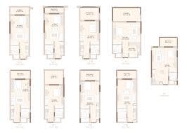 roxana residences 3 bedroom apartments floor plans