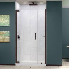 pivot shower door ebay