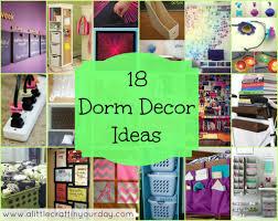 College Home Decor 18 Dorm Decor Ideas Dorms Decor Dorm And College