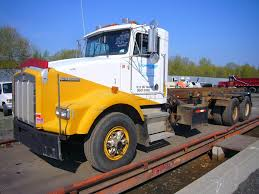 kenworth for sale 1994 kenworth t800 tandem axle roll off truck for sale by arthur