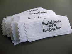 printable fabric tags fabric labels tutorial this is one way to do it you can also buy