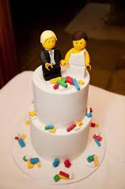 lego bride and groom cake topper cakecentral com