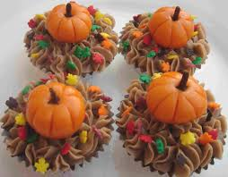 Taking The Cake Thanksgiving Cupcake Decorating Ideas