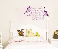 butterfly decoration kisses like a bug in a rug wall art decals