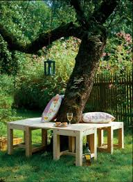 Build A Round Picnic Table by 22 Creative And Inspiring Tree Seats Around Trees Homesthetics