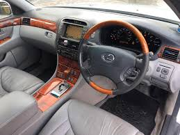 lexus ls 430 history lexus ls430 full lexus service history ls 430 in kings heath
