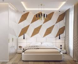 Bedrooms With Brilliant Accent Walls - Creative bedroom designs