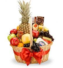 gourmet baskets connoisseur fruit and gourmet basket food fruit baskets