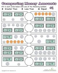ideas of money amounts worksheets in summary mediafoxstudio com