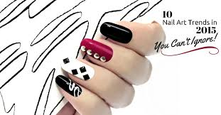 10 nail art trends in 2015 that you can u0027t ignore avenue five