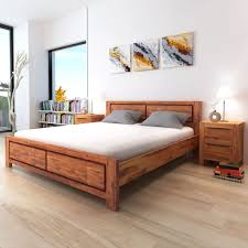 chambre des 160x200 mobilier 180x200 lit ensemble base massif scandinave