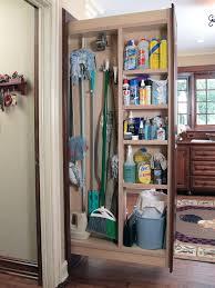 cleaning closet ideas storage for brooms small broom closet organization ideas ideas