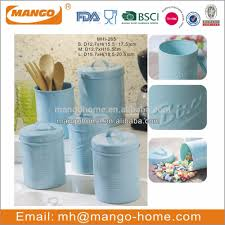 colorful kitchen canisters 28 images custom set of 3 kitchen