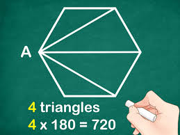 Interior Angle Sum Of A Decagon How To Calculate The Sum Of Interior Angles 8 Steps