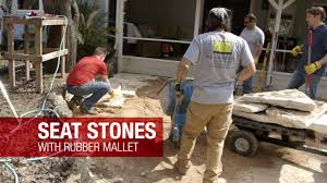 How To Make A Flagstone Patio With Sand 1 How To Install A Flagstone Patio Youtube