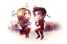 the flash fan art fan art friday 73 supergirl x the flash crossover art nerdist