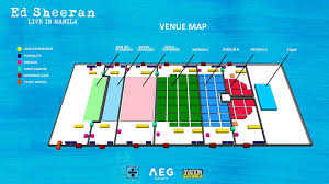 Sm Mall Of Asia Floor Plan by Ed Sheeran Confirms Moa Concert Grounds As Venue Reveals Ticket