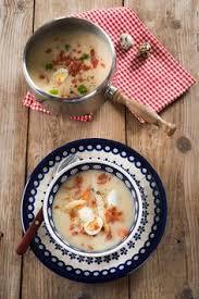 cuisine polonaise traditionnelle cuisine polonaise żurek soupe pascale traditionnelle revisitée