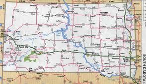 south dakota road map maps for montana dakota wyoming south dakota idaho and