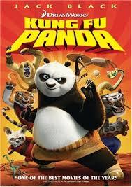 Kung Fu Panda (2008) [Latino]