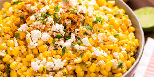 thanksgiving corn side dishes 17 mexican street corn recipes how to make mexican corn u2014delish com