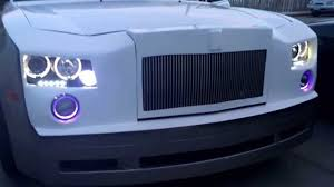 rolls royce front chrysler 300 rolls royce front youtube