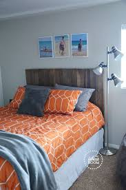 Teen Boy Bedroom Ideas by Best 20 Orange Boys Rooms Ideas On Pinterest Orange Boys
