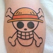 one piece tattoo by godfrey atlantis anime tattoo pinterest