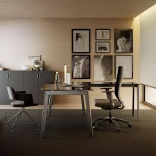 Modern Home Office Desk by Chic Contemporary Home Office Desks Melbourne Inviting Classy
